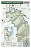 Lookout Mountain Forest Preserve map icon 160x124