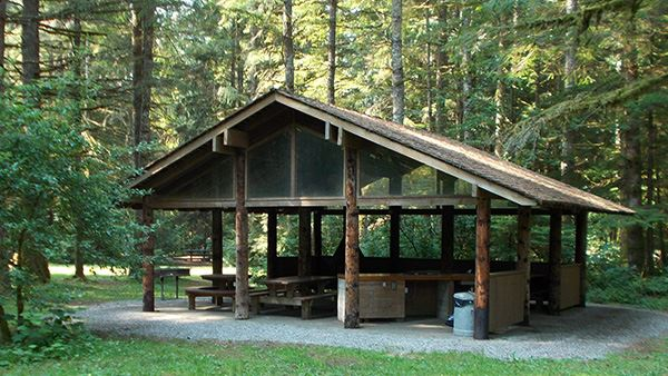South Red Mountain Picnic Shelter
