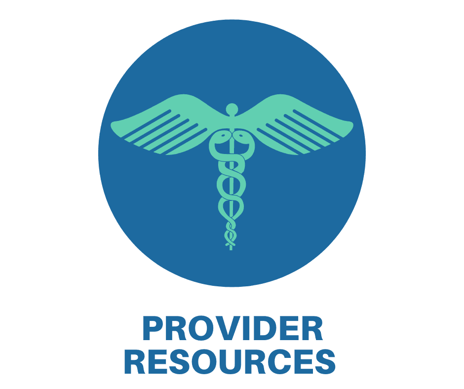 Link to provider resources website